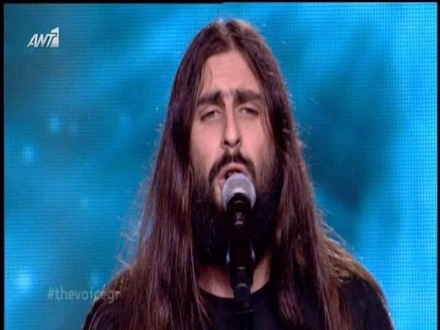 The Voice Of Greece 2 - Αλεξανδρος Μπαρμπουτης [Οι Μελισσες]..22/2/2015