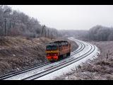 Russian Locomotives Mix #4 (RZD)