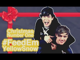 Lil' Chris & Lloyd Wilkinson - Christmas Number One (#FeedEmYellowSnow) OFFICIAL VIDEO