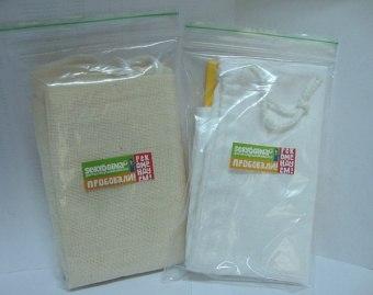 Мешочек для орехового молока своими руками 46