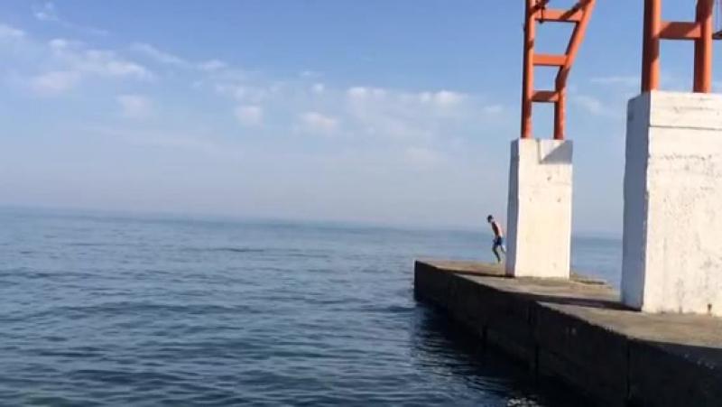 Как то в Алуште на Море )