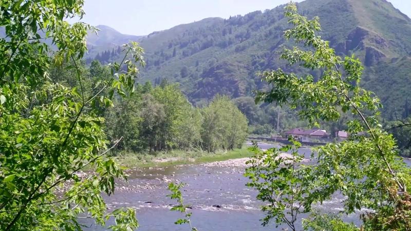 Из Усть-Каменогорска в Горную Ульбинку через Согру и Каменный Карьер.