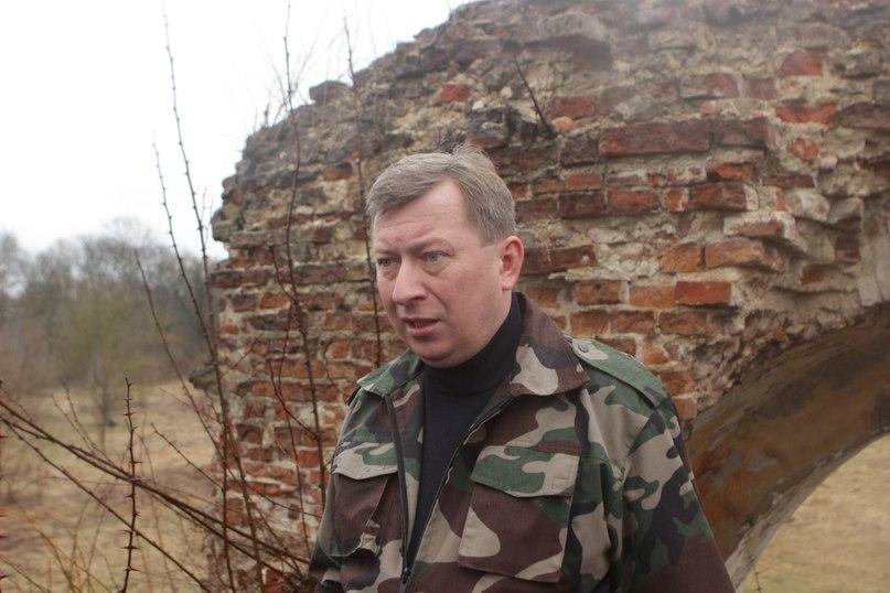 Мэр поделился соображениями о судьбе Бернардинского монастыря