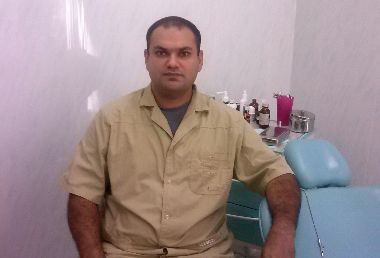 Губадов Камил Габилович - врач-стоматолог хирург, терапевт.
