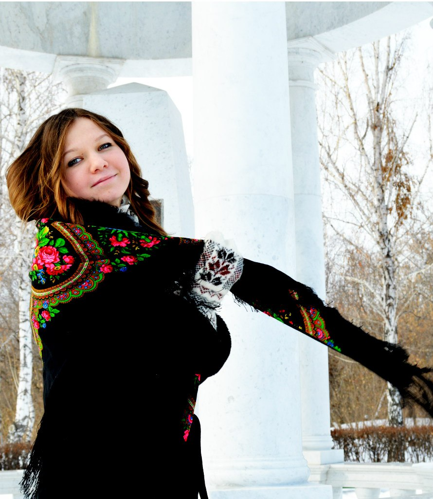 Номинант на титул «Татар кызы — 2016 Ульяновск»: Рузалина Аипова