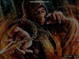 скорпион из мортал комбат X - 9