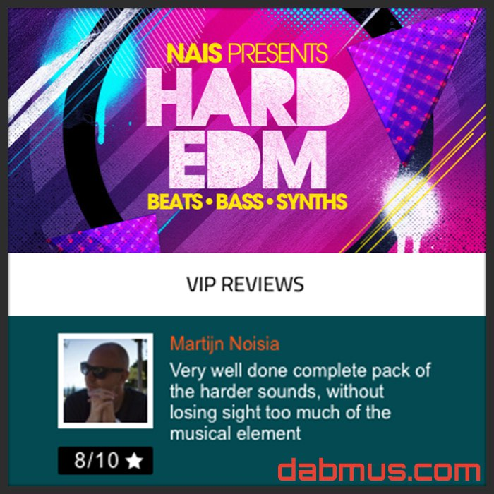 Noisia-DABROmusic-Loopmasters