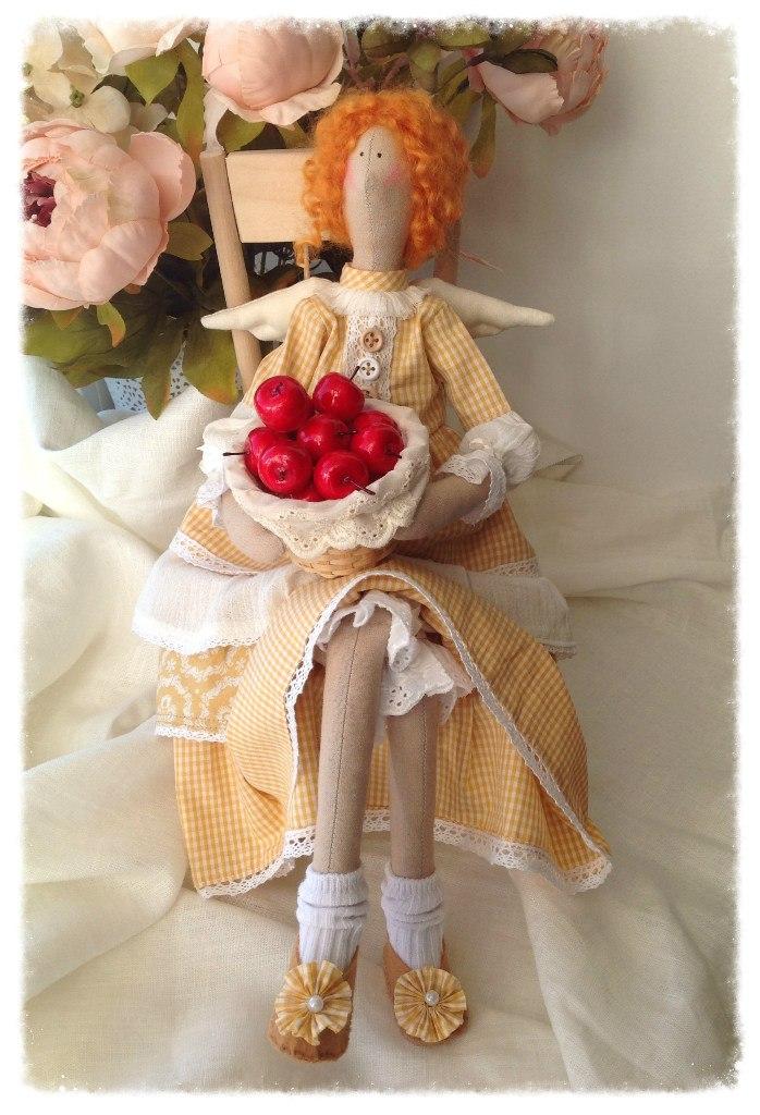 тильда яблочная фея