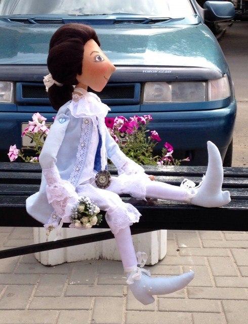 кукла керубино