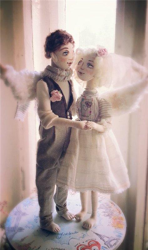 куклы любовь нежность невесомость