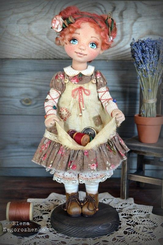 куклы селения