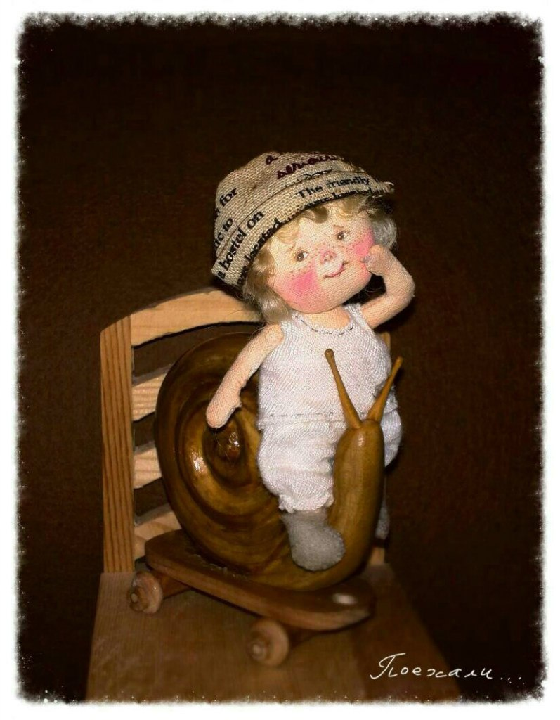 миниатюрные куклы