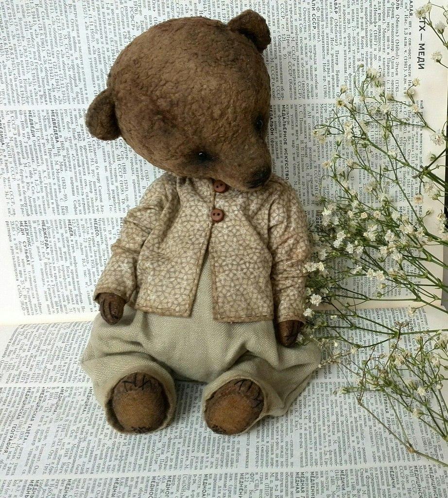 медведь из детства