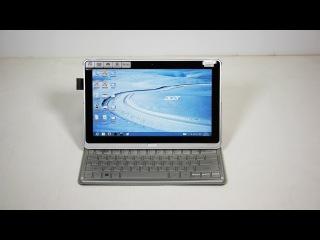 Видео обзор планшета (ультрабука) Acer Aspire P3-171