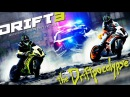 Motorcycle vs Car Drift Battle 3 Full HD