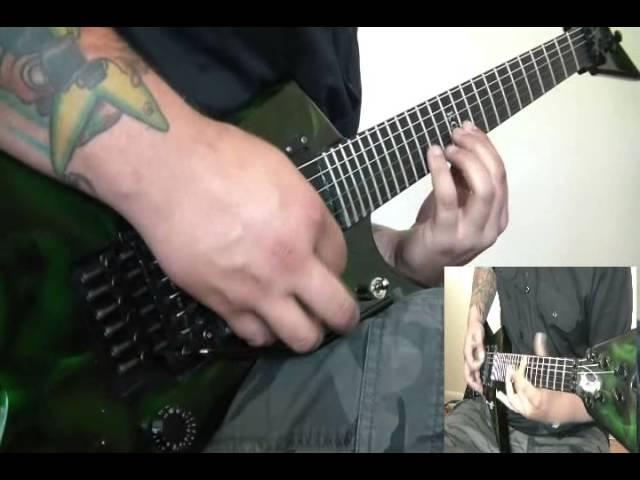 The Maker - original metal instrumental - by Kenny Giron (kG)