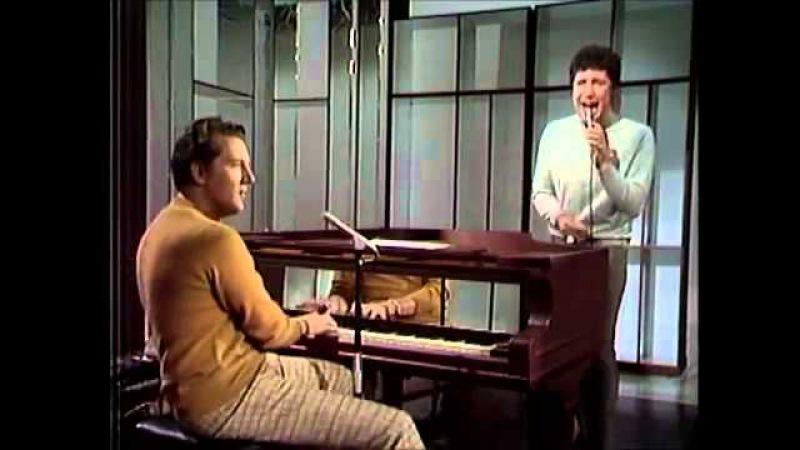 Tom Jones Jerry Lee Lewis Rock 'n' Roll Medley 1969)