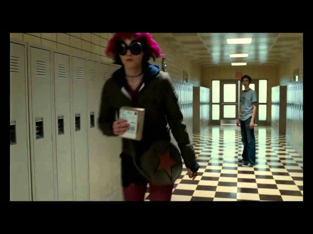 Beck - Ramona (Scott Pilgrim vs The World Soundtrack ) (Lyrics HD).mp4