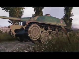 AMX CDC - Ярость Мангуста (Wargaming.FM)
