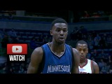 Andrew Wiggins Full Highlights at Bucks (2015.01.09) - 20 Pts, 7 Reb, 5 Ast