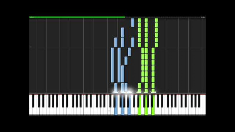 Swan Lake Theme Pyotr Ilyich Tchaikovsky Piano Tutorial Synthesia