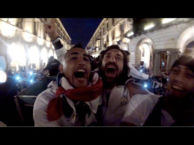I Campioni della Juventus come non li avete mai visti - Champions uncut