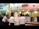 Pasta Kesimi Sunumu - Dini Düğün Organizasyonları