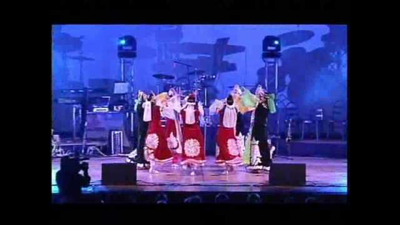 Malika Kalontarova Dances NYC 2008 Нар. Арт. СССР Малика Калонтарова