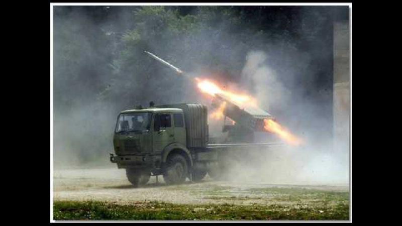 Сербская артиллерия