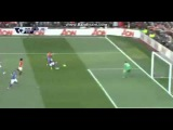 Gol de Radamel Falcao Manchester United vs Leicester City 2-0 31-01-2015