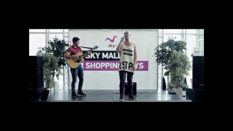 Святослав Лукинич feat Marat 32 - Выступление на SkyMall Shopping Day