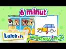 Wycieczkowy zestaw wakacyjny dla dzieci - Piosenka i film - Lulek