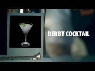 DERBY COCKTAIL DRINK RECIPE - HOW TO MIX