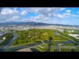 函館市 五稜郭  Hakodate Goryokaku Hokkaido JAPAN 北海道