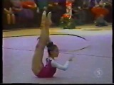 Alina KABAEVA hoop - 1998 Russian nationals EF