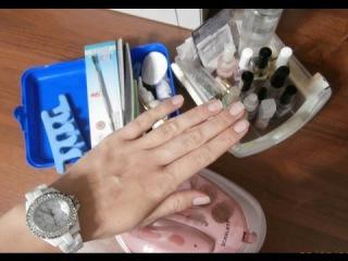 Аппаратный маникюр - видео Уроки на Uroki-onlinecom