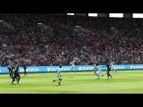 Вратари слепого поколения Fifa 15(2) // Unseeing goalkeepers Fifa part 2 15