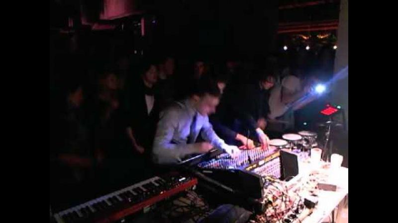 Brandt Brauer Frick live in the Boiler Room Berlin