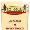 Магазин пожарного оборудования  Санкт-Петербург