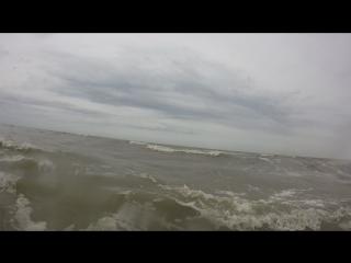 купание на азовском