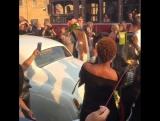 Свадьба Ванессы Уильямс и Джима Скрипа  4.07.15