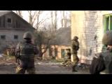 Бойцы батальона Донбас с чеченцами отражают наступление сепаров