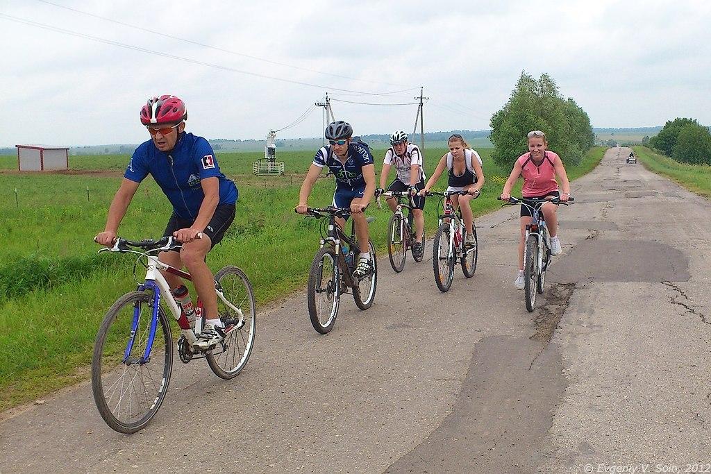 Афиша Калуга Традиционная велосотня на 1 мая, 2015
