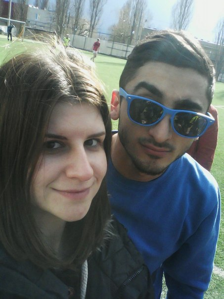 я познакомилась с кавказцем