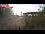 Стрельба танка «Армата». Эксклюзивные кадры