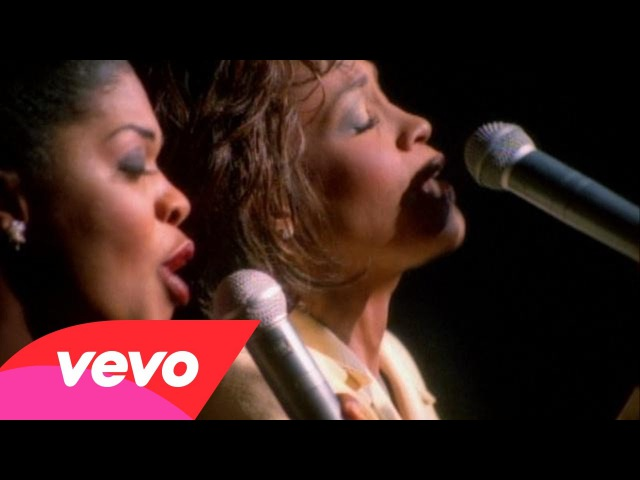 Whitney Houston, CeCe Winans - Count On Me (Official Music Video)