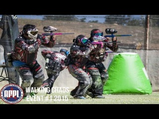 Almost Famous Paintball League