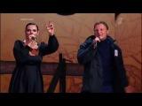 шоу ТРИ  АККОРДА   ЕЛЕНА  ВАЕНГА и МИХАИЛ  БУБЛИК   Что мы наделали    16 01 2015