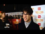 Darren Criss on his plans for the Holidays, Trevor Live & Glee ending