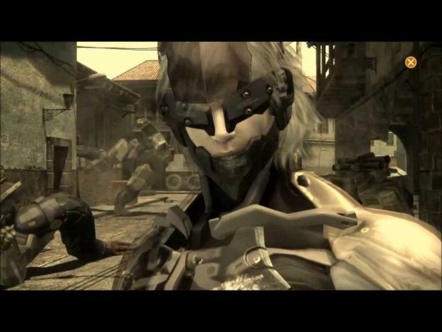 MGS: Raiden Tribute _ Disturbed: Warrior